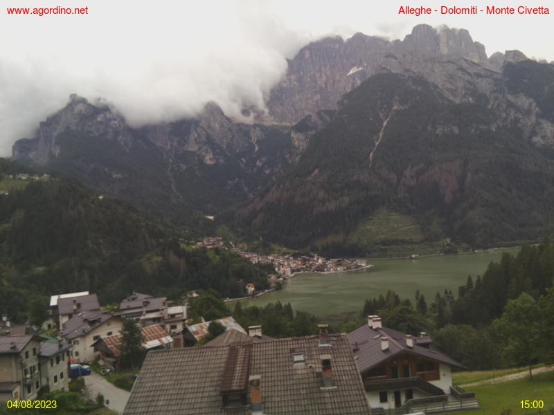 Alleghe - Monte Civetta