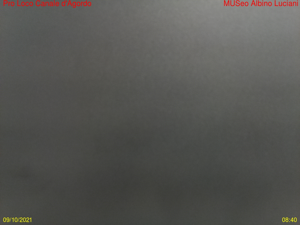 webcam canale d'agordo